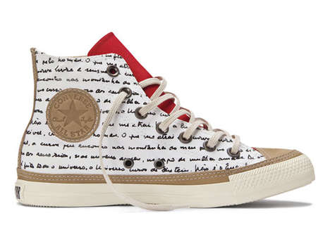 Artistic Sneaker Collaborations