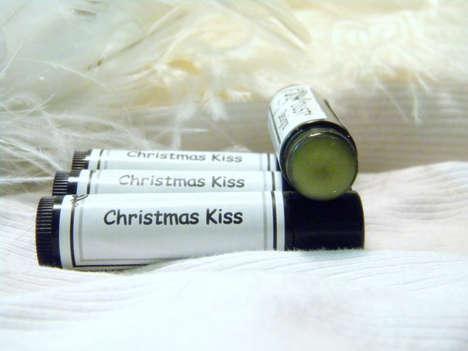 Holiday Kiss Chapsticks
