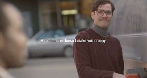Frightening Facial Hair Ads