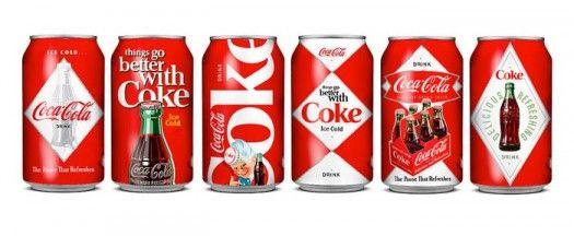 37 Coke Packaging Designs