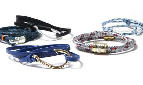 Seafaring Wrap-Around Bracelets