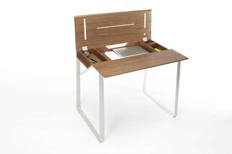Re-Imagined School Workstations