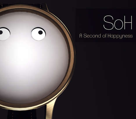 Googly-Eyed Timepieces