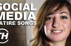Social Media Satire Songs