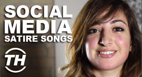 Social Media Satire Songs - Suzie Michael Explains How People's Online Profiles Can be Misleading