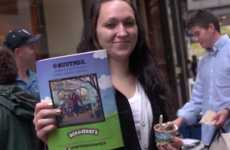 Ice Cream Instagram Ads - The Ben & Jerry's Capture Euphoria Campaign Relies on Social Media