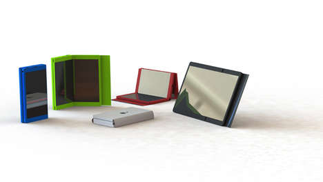 Multi-Screen Tablets