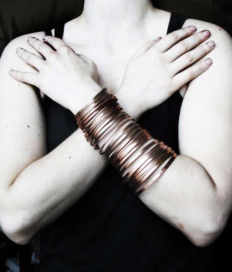 Egypt-Inspired Jewelry