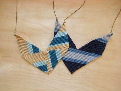 DIY Triangular Neck Bibs