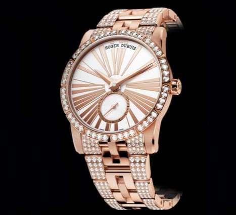Extravagantly Opulent Timepieces