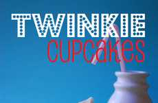 Iconic Extinct Snack Cupcakes - The Domestic Rebel Twinkie Baked Good Tastes Like the Original