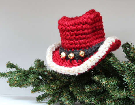 Festive Baby Jingle Tuques