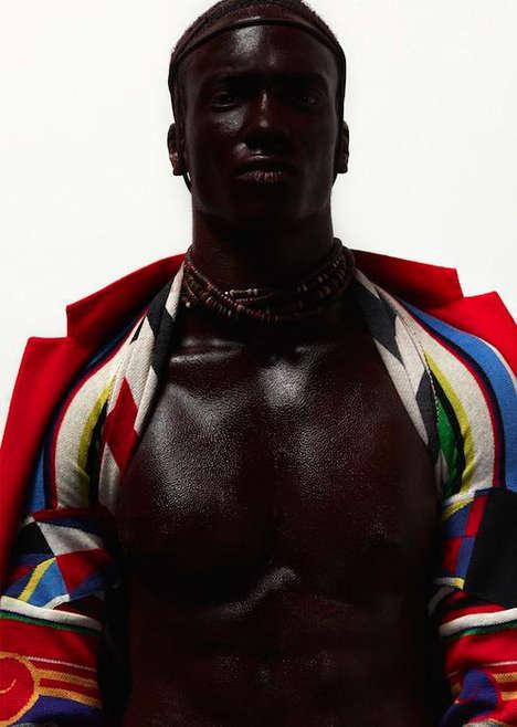 Vibrant Afro-Centric Portraits