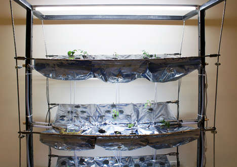 Modular Miniature Urban Farms