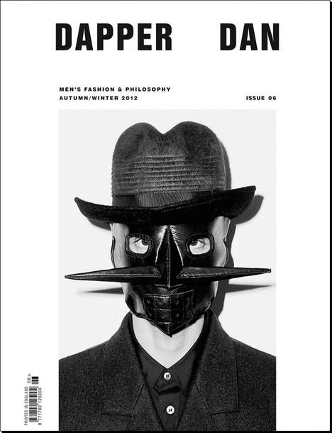 Avant-Garde Masked Portraits