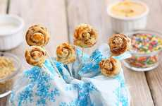 Bite-Sized Dipable Cinnabons - The Mini Cinnamon Roll Fondue are a Tasty Twist on Food Dips