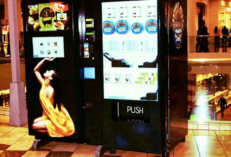 Luxury Vending Machines
