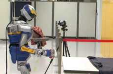 Telepathic Cyborgs - Researchers Develop Mind-Controlled Robots In Hopes to Assist Paraplegics