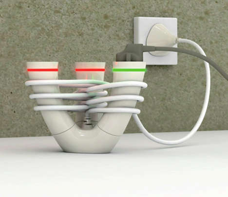 Space-Saving Sprouting Sockets