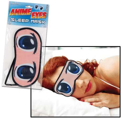 Cartoon Sleep Accessories