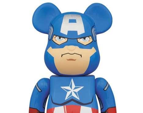 Heroic Americana Teddies