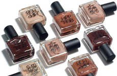 Skin-Matching Nail Polish - Hipp x RGB Create Nail Foundation For All Skin Tones