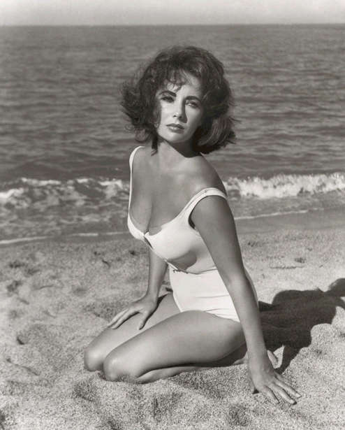 28 Elizabeth Taylor Inspirations