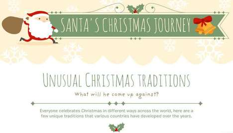 Laborious Christmas Journey Charts
