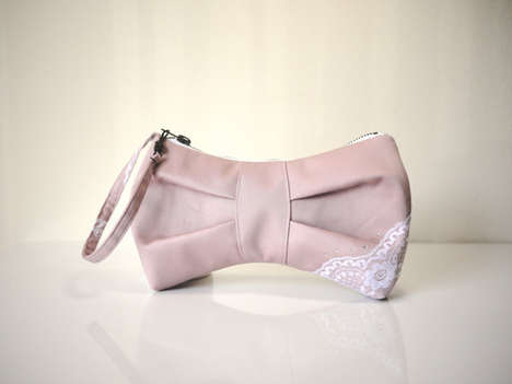 Girly Hair Clip Clutches