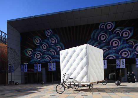 Nomadic Cube Abodes