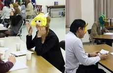 Hopeful Matchmaking Masquerades - Japan Hosts a Masked Matchmaking Event for Otaku and Anime Lovers