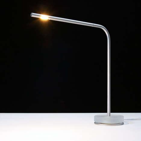 Pencil-Thin Desk Lamps