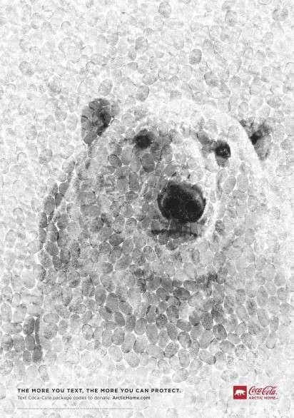 Thumbprint Bear Portraits