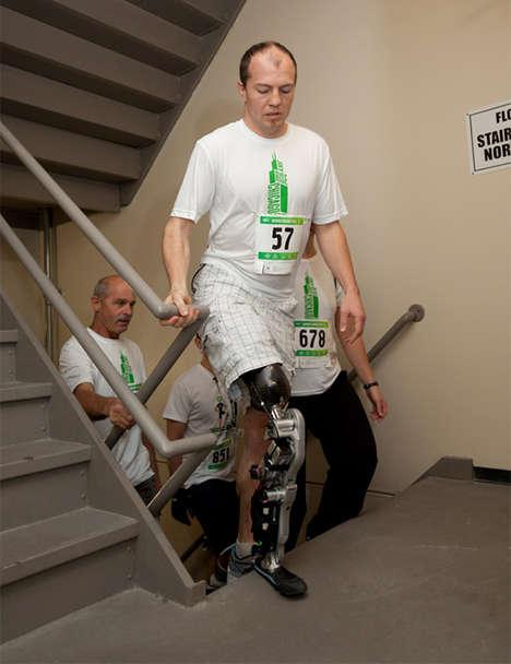 Mind-Controlled Mechanical Limbs