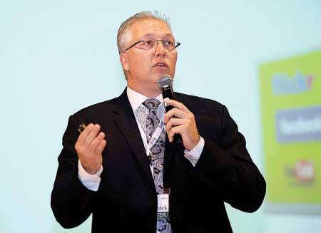 Jeffrey Piontek Keynote Speaker