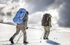 Exclusive Exploration Apparel - The Fjallraven 'Numbers' Fall/Winter Collection is Sturdy