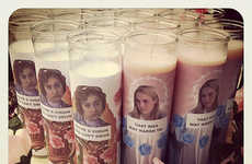 90s Fashionista Worship Candles