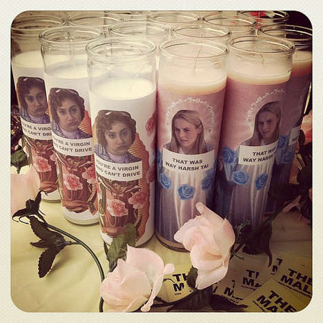 90s Fashionista Worship Candles - The Clueless Candles Are a Nostalgic Matchmaking Light