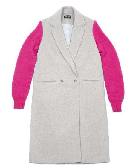 Hybrid Textile Outerwear