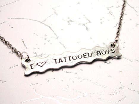 Body Art Admiration Jewelry
