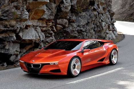 Rare Revival Roadsters - The BMW M8 Concept Car Brings Back a Classic Model