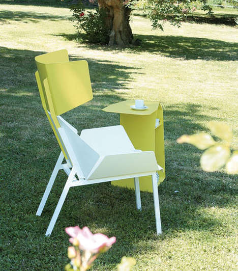 The Miiing Outdoor Furniture Collection Adds Modern Design to Any Home