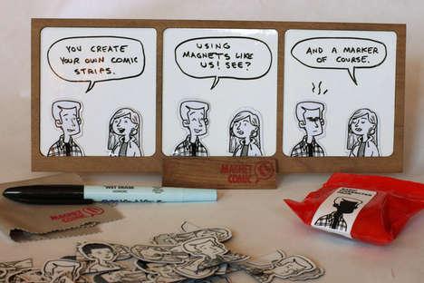 Dry Erase Cartoon Board