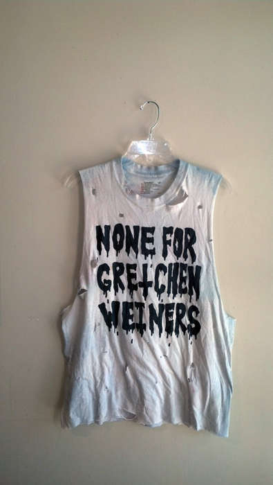 Cult Classic Fashions - The Mean Girls-Inspired Clothing Features Quotes from the Film