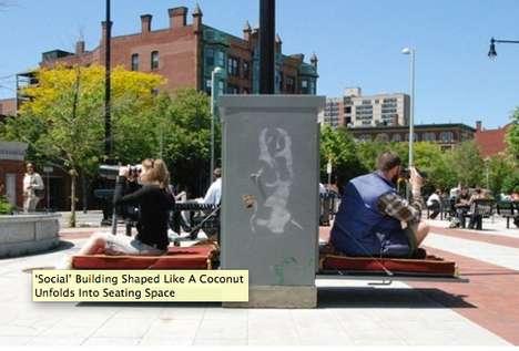 Unassuming Urban Seating (UPDATE)