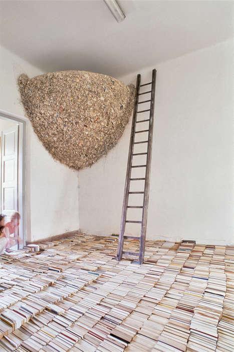Literary Art Installations