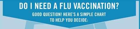 Informative Vaccination Infographics