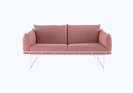 Wire-Frame Couch Bases