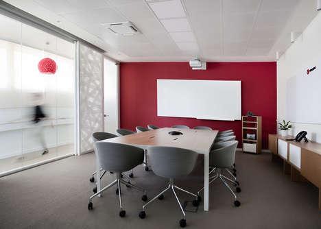 Texturized Decor Offices