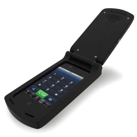 Retro Flip Phone Cases